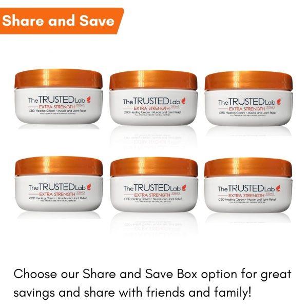 Cream Share and Save