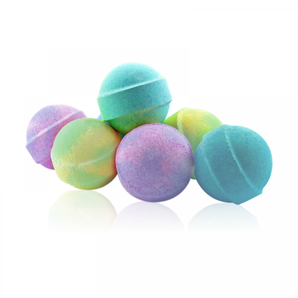 bath bombs with cbd