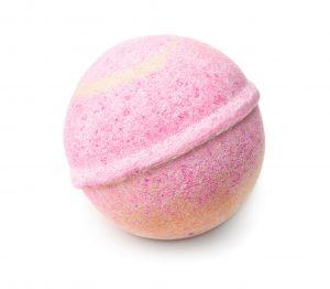 CBD Pink Bath Bomb