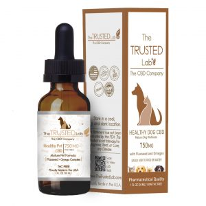 CBD with Flaxseed for Dogs