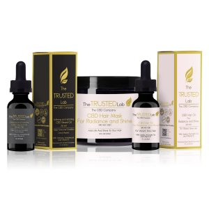 CBD Hair and Beauty products