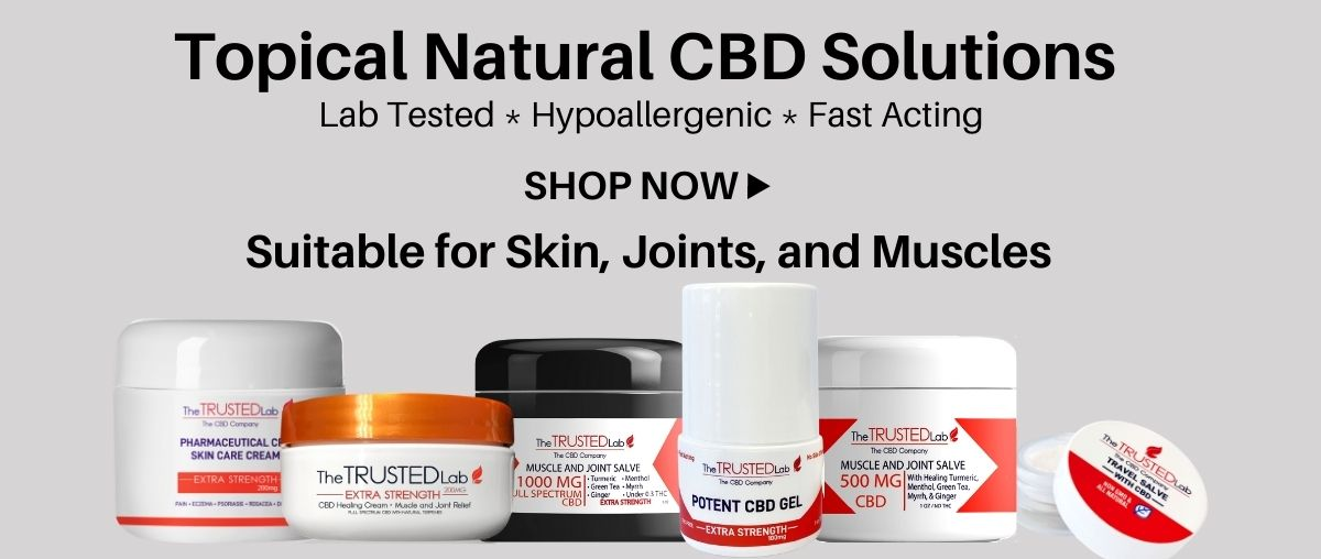 CBD CREAM FOR MUSCLES AND JOINTS